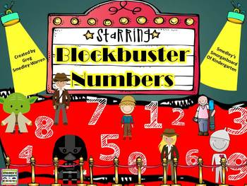 Blockbuster Numbers!  A Common Core Number Creation!