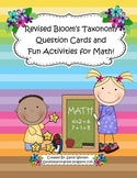Bloom's Taxonomy Math Questions & Fun Activities to Use wi
