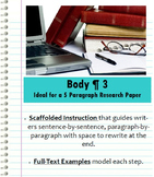 Body Paragraph 3 - Research Paper