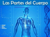 Body Parts (Las partes del cuerpo) Power Point in Spanish