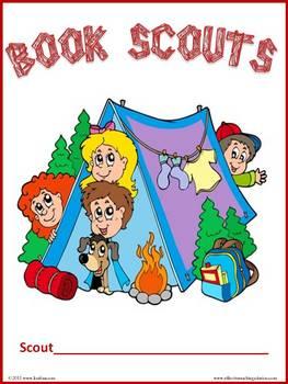 Book Scouts Reading Incentive Program