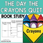 Book Study: The Day the Crayons Quit