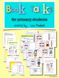 Book Talk Lesson, Scoring Form & Certificate