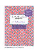 Book Talk Rubric and Graphic Organizer - Common Core Aligned!