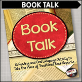 Book Talk - An Oral Language Activity
