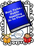 Book Talks & Public Speaking