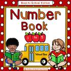 Book of Numbers 1-5- Back to School Edition