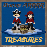 Books ARRR Treasures ~ Book Care