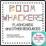 Boomwhackers Flashcards
