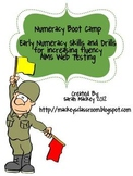 Boot Camp Math for AIMS Web and Common Core
