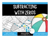 Bouncing Through Subtracting With Zeros