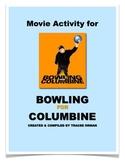 Bowling for Columbine Movie Handout Gun Control Activity