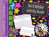 Box and Whisker Plot Activity Bundle