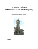 Boxcar Children Haunted Clock Tower Comprehension Questions