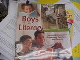 Boys and Literacy, by E. Knowles & M. Smith