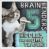 Brain Benders - Riddles and Brain Teasers 5