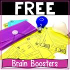 Brain Boosters Sampler {Freebie}