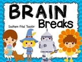 Brain Breaks! - Wizard of Oz theme - 68 fun and quick move