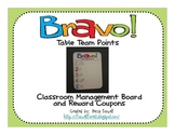 Bravo Board and Reward Coupons {Classroom Management System}