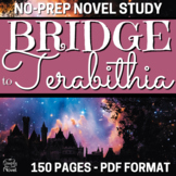 Bridge to Terabithia Complete Lesson, Activity, and Assess