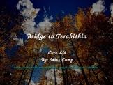 Bridge to Terabithia Reading Journal & Quizzes