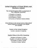 British Political Geography