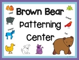 Brown Bear Patterning Center
