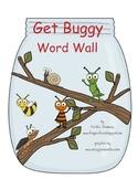 Bug Themed Word Wall