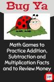 Bug Ya: Basic Math Facts & Computation Game