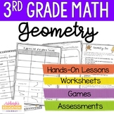 Buggy About Geometry - A Common Core Geometry Unit