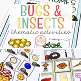 Bugs: Preschool, Pre-K and Kindergarten Resources