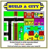 Build A City - Community & Transportation Activity