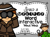 Upper Elementary Interactive Word Work Build A Mystery Wor