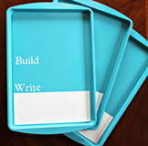 Build It- Write It Cookie Sheets- Set of 3