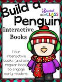 Build a Penguin Interactive Easy Readers