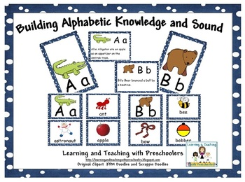 Building Alphabetic Knowledge and Sound