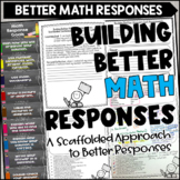 Building Better Math Responses