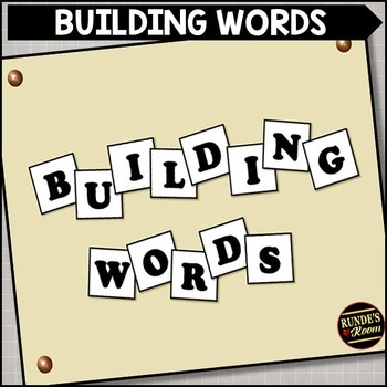 Building Words Using the Reading Comprehension Strategies