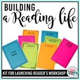 Building a Reading Life: BacktoSchool Reader Response NB a