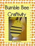 Bumble Bee Craftivity