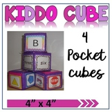 Bundle #3 Learning Cubes