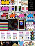 Bundle: Classroom Decor