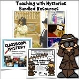 Bundle: Mysteries (Genre) Unit of Study Unit 3 AND A Myste