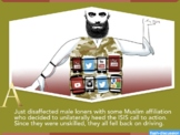 Terrorism: 95 Pages: Lecture w/ slides + Flashcards + Test 50 MC