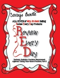 Bundled For Savings - R.E.D. Review Every Day - All SEVEN