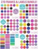 Bundles - 270 Frames and Labels Bundle