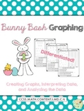 Bunny Bash Graphing {CCSS Aligned & Differentiated!}