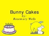 Bunny Cakes PowerPoint