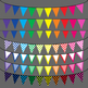 Bunting/Banners Clip Art for FREE