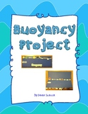 Buoyancy Project Sort Pictures of Things That Sink and Thi